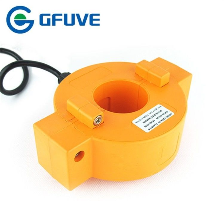 GFUVE 100A / 5A Split Core  Clamp On Current Transformer IP67 Outdoor Installation